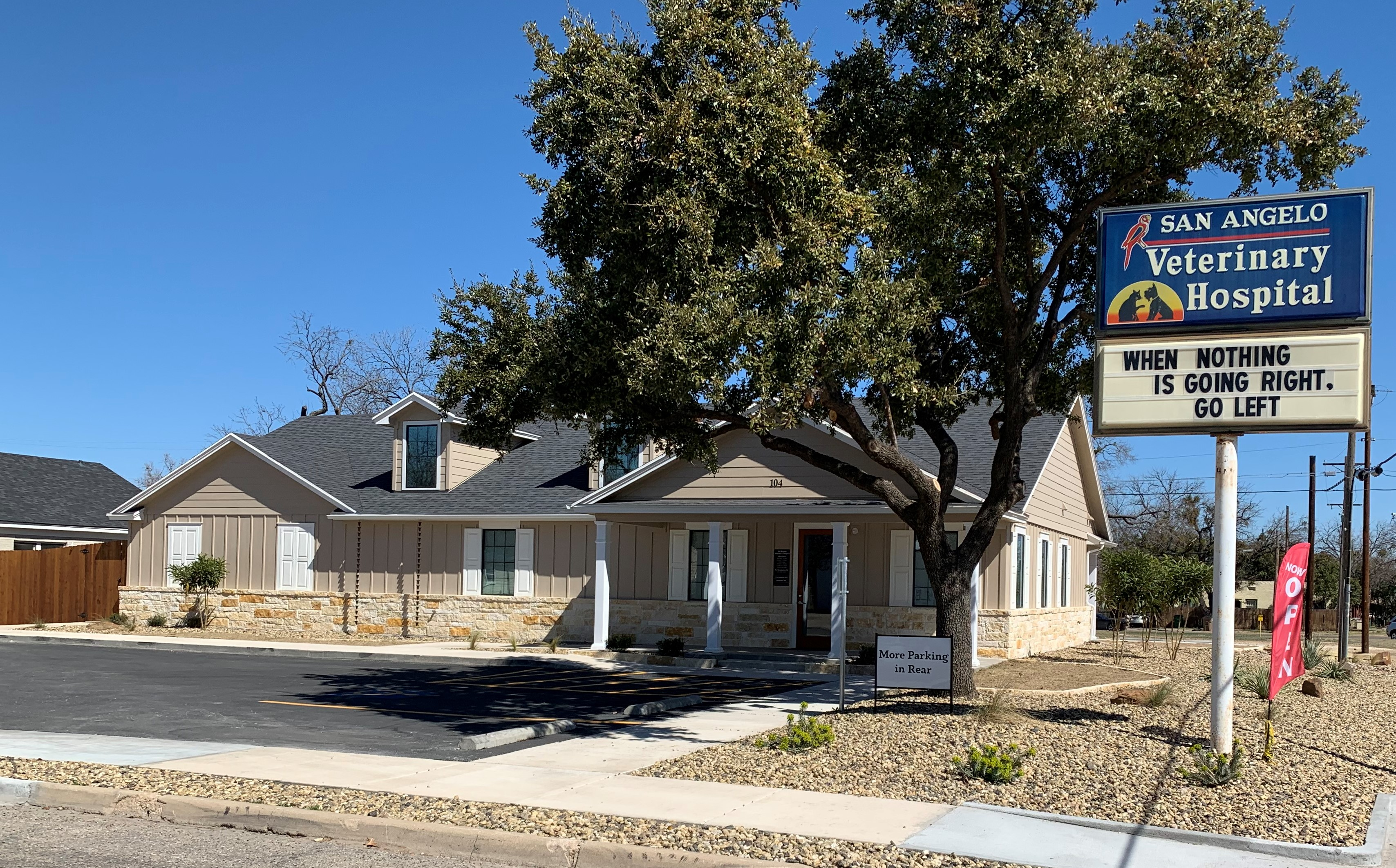 San Angelo Veterinary Hospital